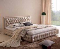 Удобная и функциональная мягкая кровать