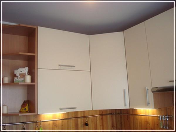 Размеры кухонных шкафов для правильной организации пространс.