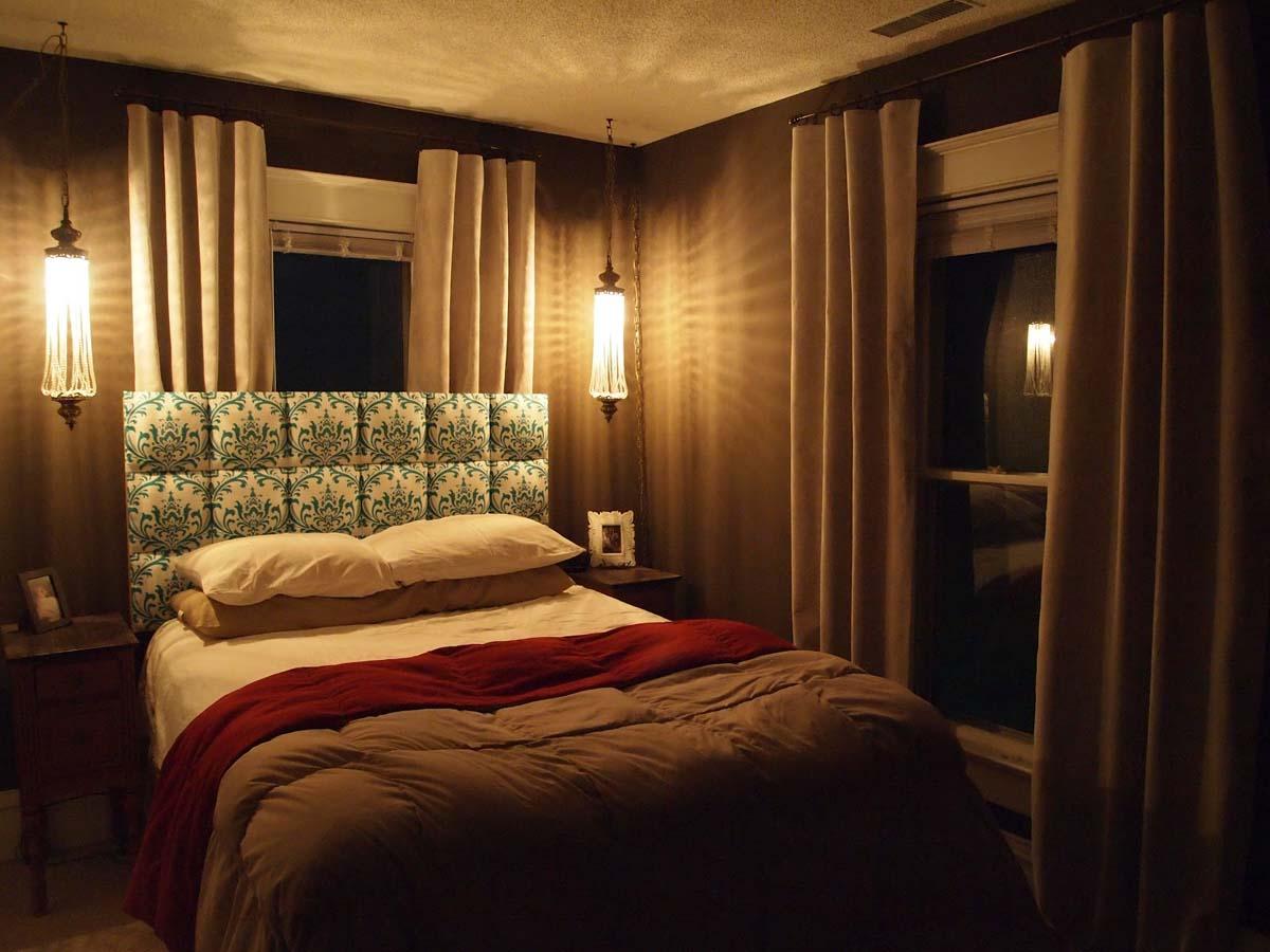 Кровать в спальне своими руками фото варианты