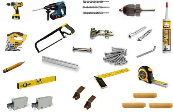 Инструменты для сборки