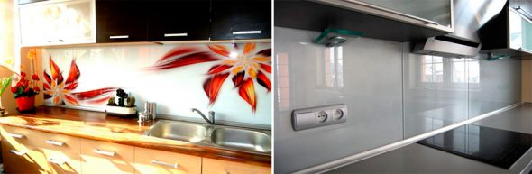 Алюминиевый плинтус в интерьере комнаты