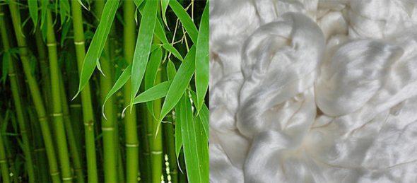 Бамбуковое волокно