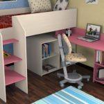 Детская кровать Теремок-2 Texno
