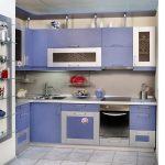 Дизайн кухни со встроенной техникой