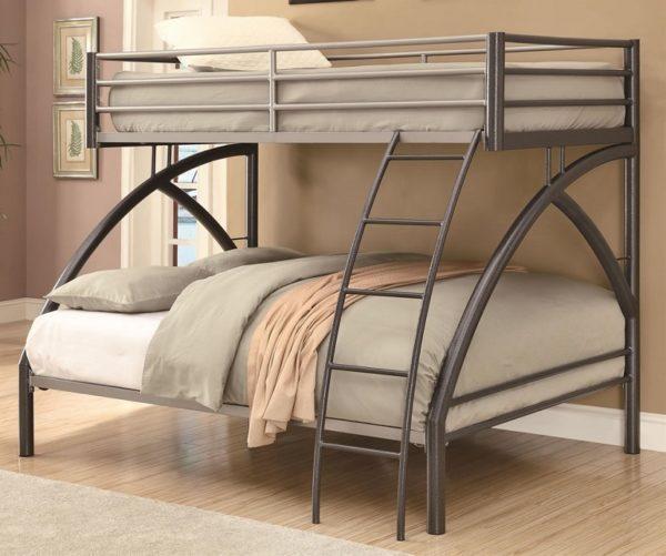 кровать из профильных труб