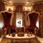 Экстравагантный стиль интерьера дома