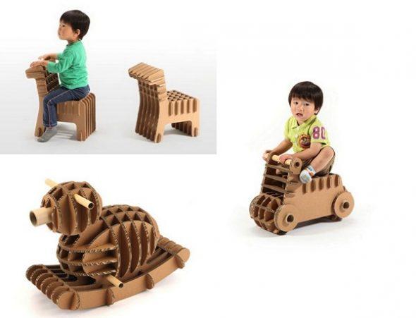 Игрушки своими руками для малыша