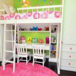 Интерьер красивой спальни для девочки
