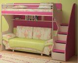 Красивая и удобная мебель в комнату для девочек