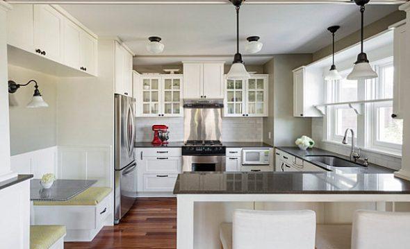 Красивая и удобная кухня