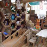 Креативная мебель из картона