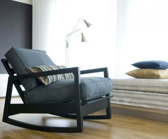 Кресло-качалка, сделанное своими руками