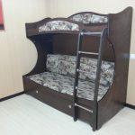 Кровать-чердак для небольшой комнаты