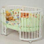 Кровать-диван трансформер для малыша