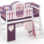 Кровать для принцессы
