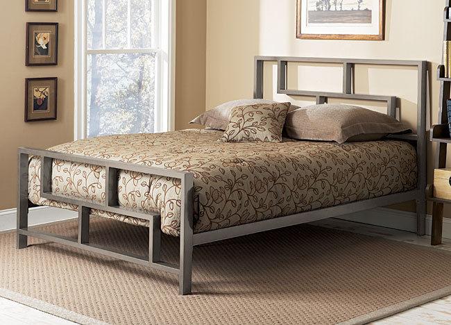 кровать из профиля