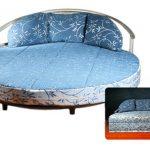 Круглый диван-кровать «Луна»