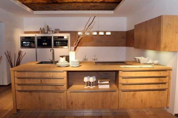Мебель для кухни своими руками из натуральных материалов