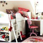Маленькие кровати-чердаки для маленьких деток