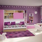 Мебель для детской для принцесс