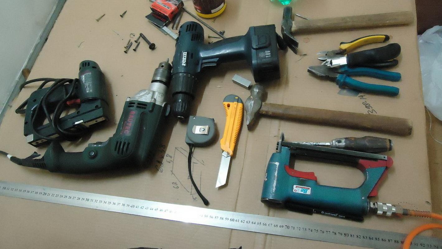 мебель своими руками инструменты