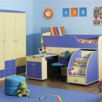 Мебель-трансформатор для детской