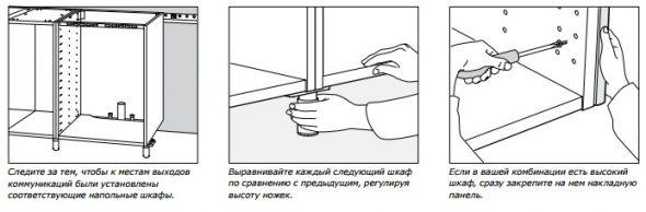 Сборка по 2 части инструкции