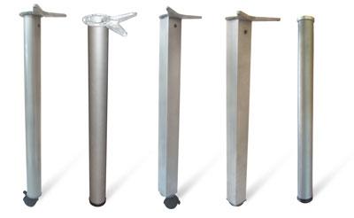 Мебельные металлические ножки