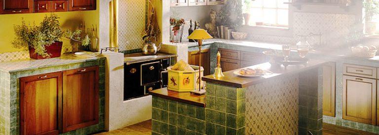 Кухня монолитная своими руками