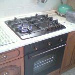 Монтаж кухонной техники