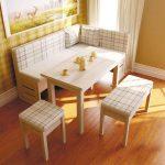 Мягкая мебель для кухни своими руками
