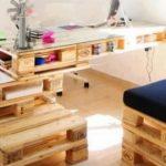 Недорогая и удобная мебель из поддонов