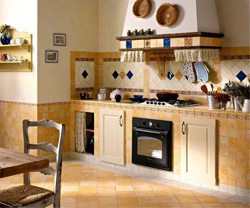 Необычная кухня, изготовленная своими руками