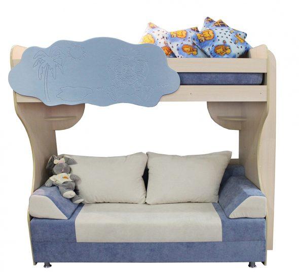"""Кровать-чердак """"Облако"""""""