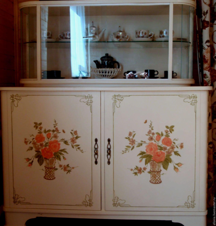 Как обновить старую кухонную мебель своими руками (38) 34
