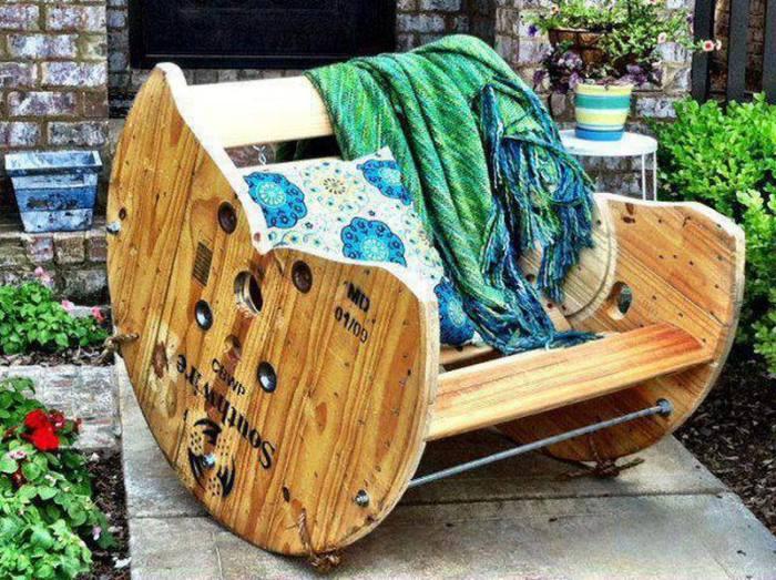 Домашняя мебель своими руками из подручных материалов фото 68