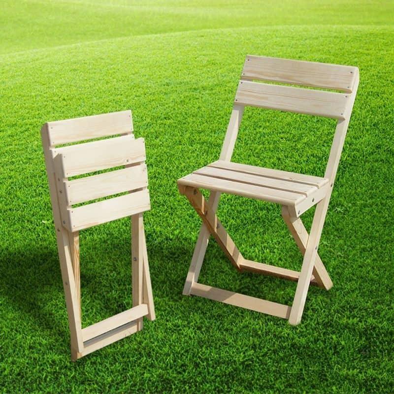 Делаем раскладной стул