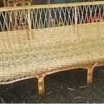 Плетение мебели из ивы своими руками