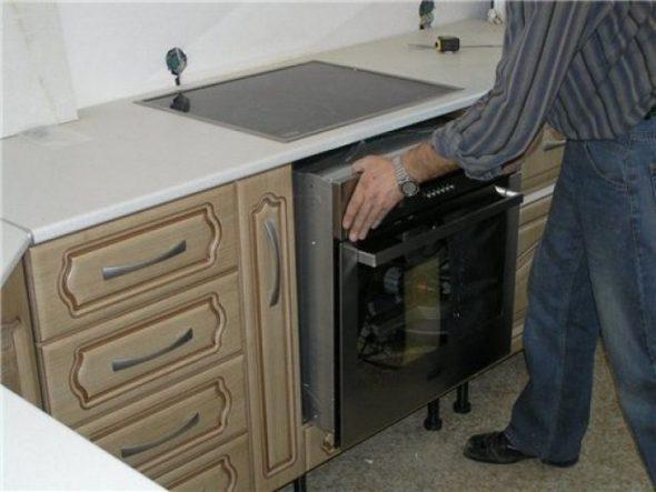 Подключение бытовой техники в специальные короба