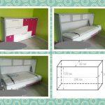 Подростковая кровать трансформер