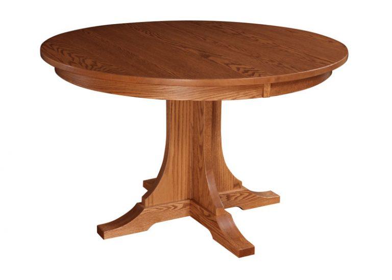 Как сделать стол на одной ноге 317