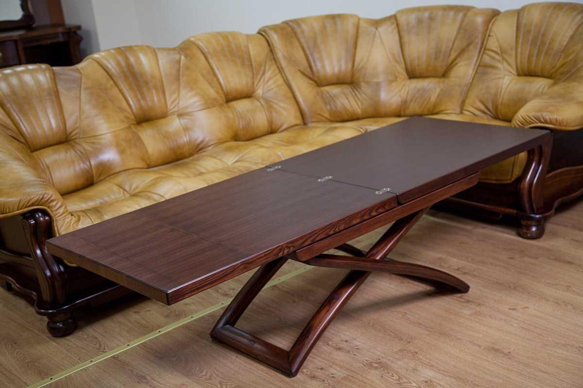 современный стол трансформер