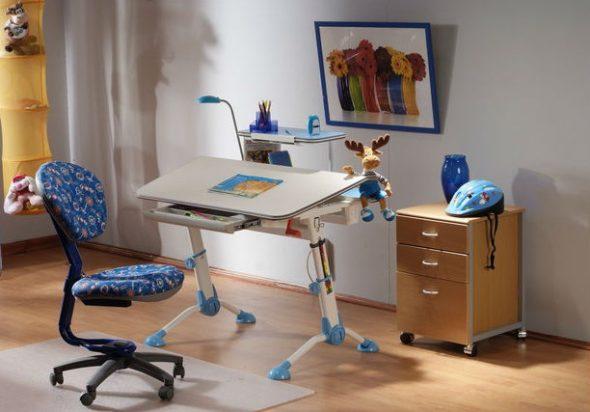 Комфортное и удобное место для ребенка