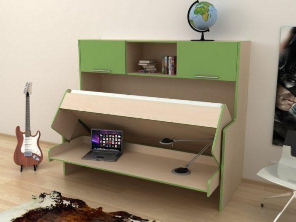 Стол-кровать для подростка