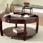стол трансформер круглый дизайн