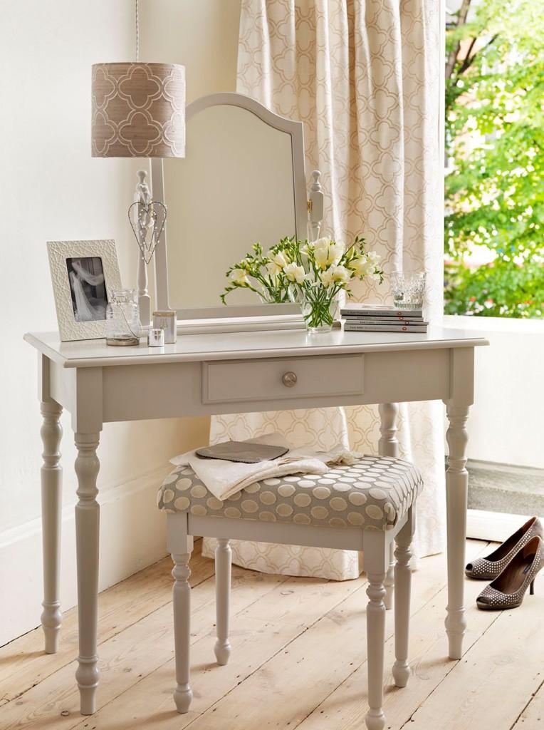 столик для макияжа фото идеи