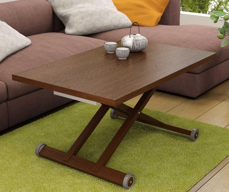 стол трансформер из дерева