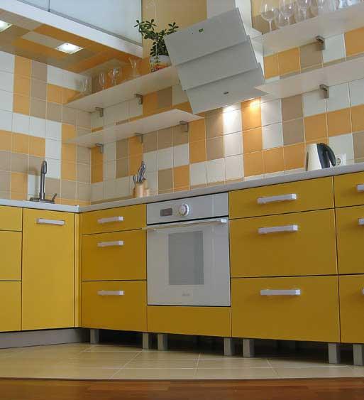 Собираем кухонный гарнитур своими 86