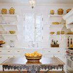 Белая кухня по фен-шуй