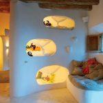 Детские кровати в нишах